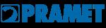 Pramet Logo Blauw